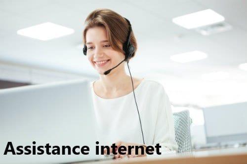 Assistance Internet