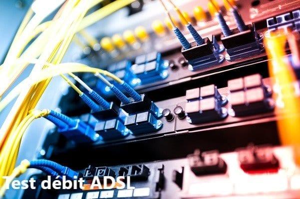 test debit adsl free