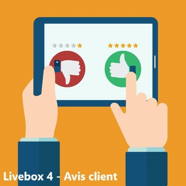 livebox 4 avis consommateurs