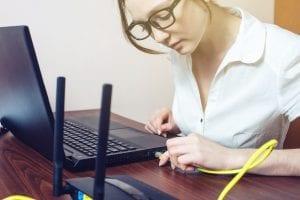 connexion internet filaire
