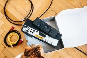 Installer équipements Bbox