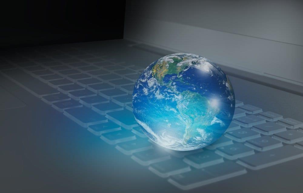 réseau mondial satellite