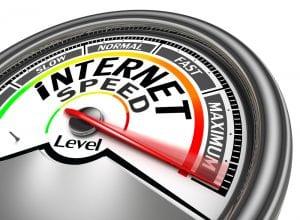 vitesse debit internet