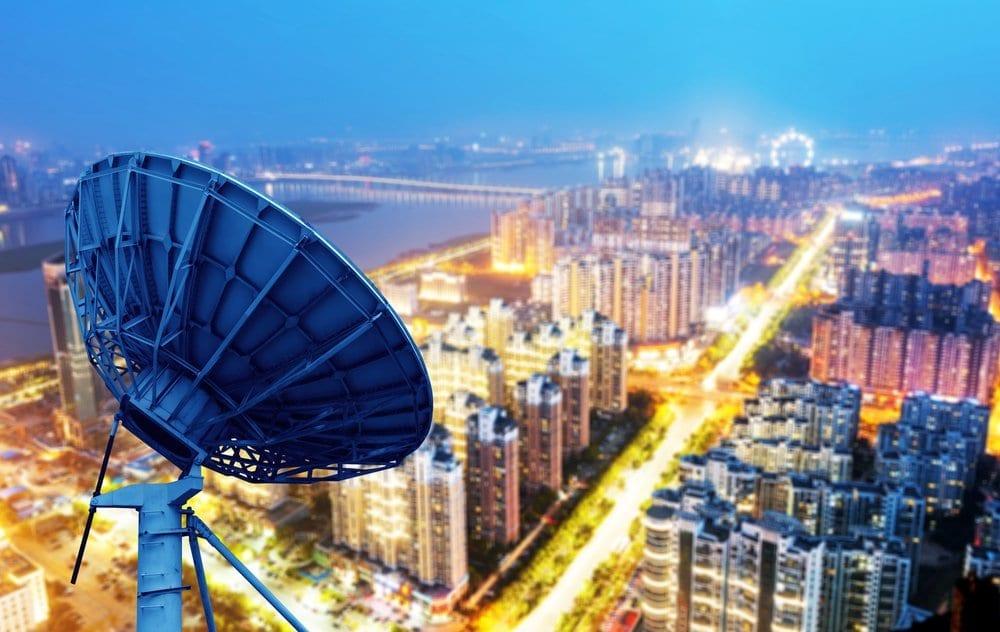 Internet par satellite illimité