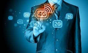 internet en 4G