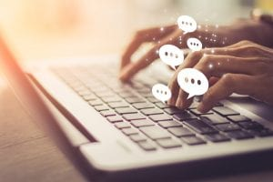 Bouygues sur les réseaux sociaux