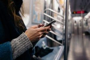 réseau 4G métro