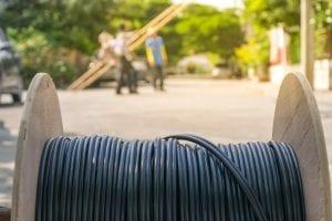 Déploiement de la fibre optique