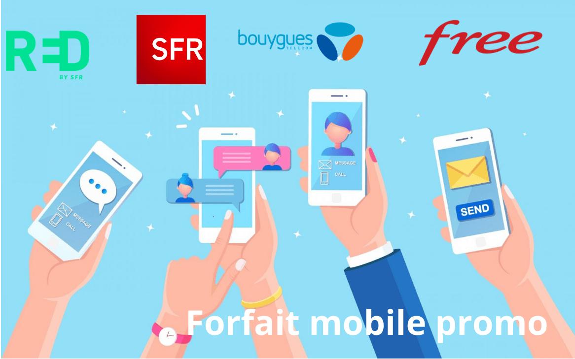 Forfait mobile Promo