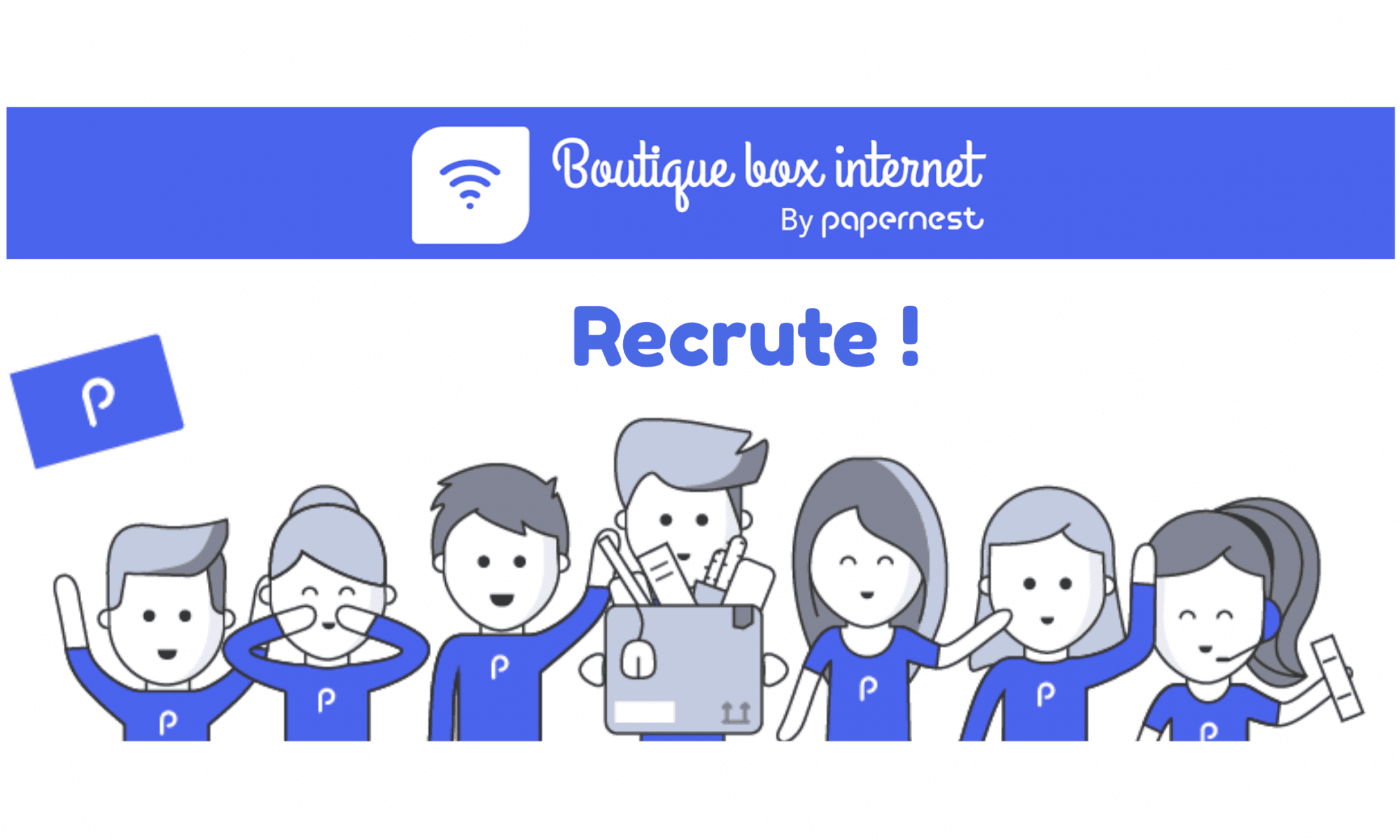 Recrutement boutique-box-internet.fr