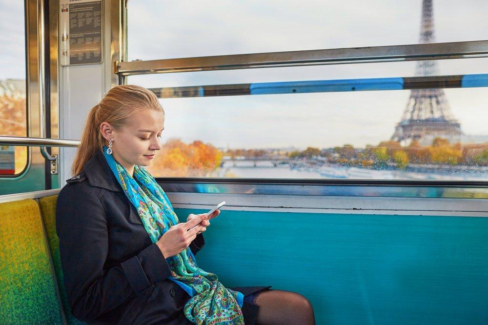 Stations parisiennes réception 4G pistes d'amélioration