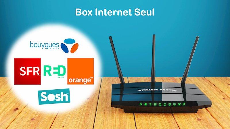box internet seul