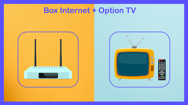 box internet tv