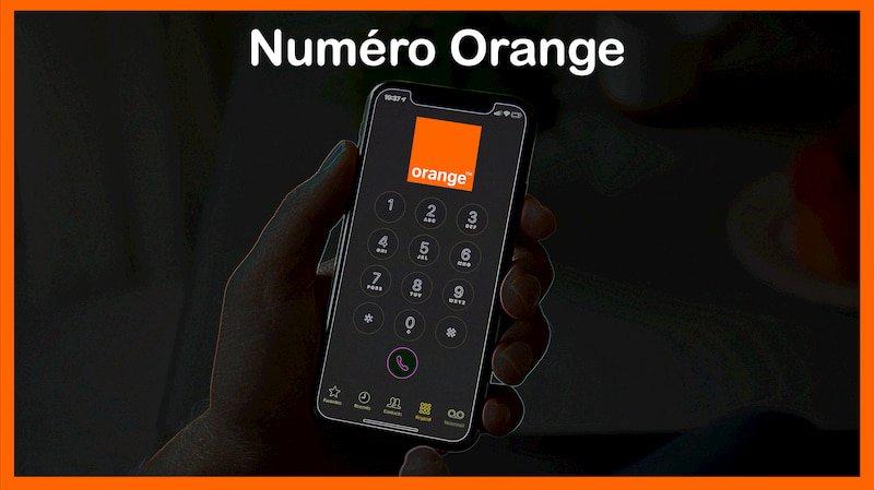 numéro orange
