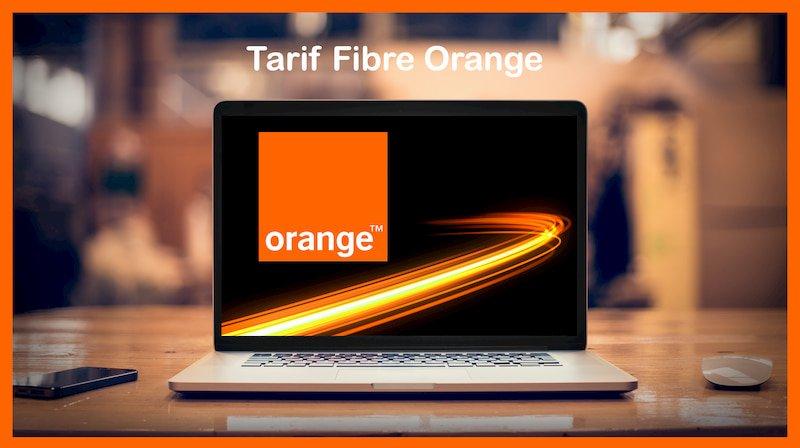 tarif fibre orange