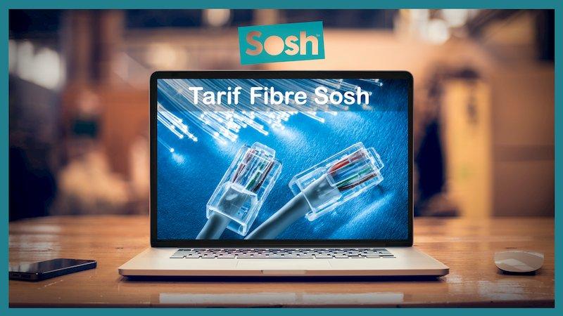 tarif fibre sosh