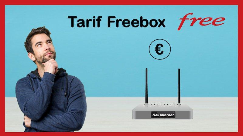 tarif freebox
