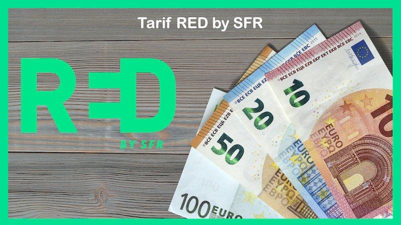 Tarif RED by SFR