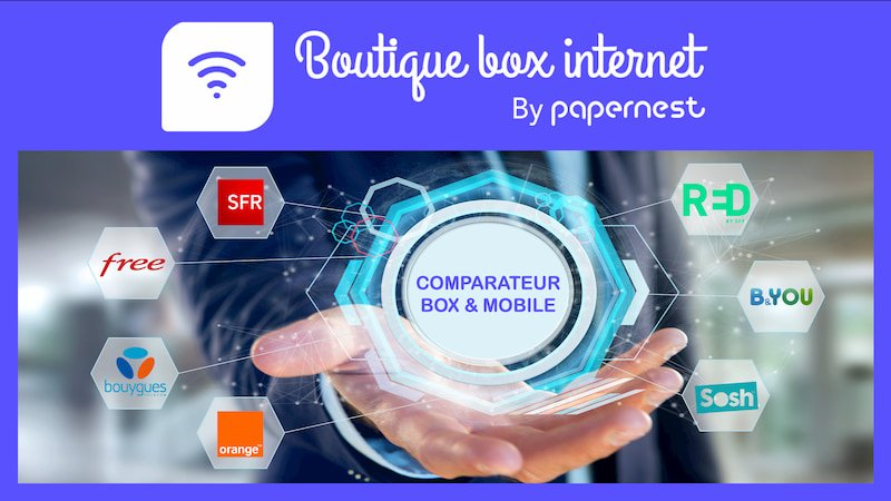 Comparateur Box et Mobile