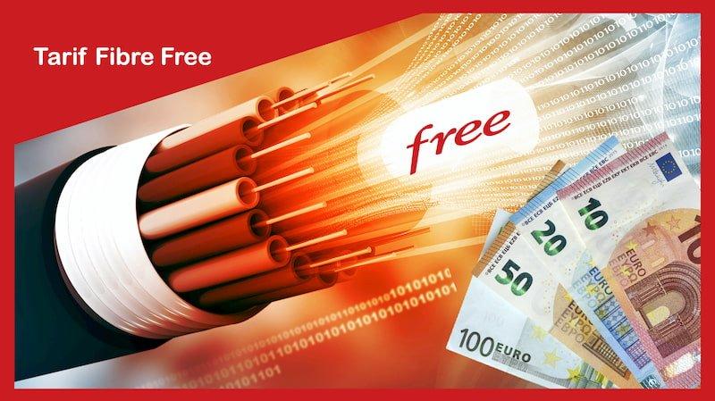 tarif fibre free