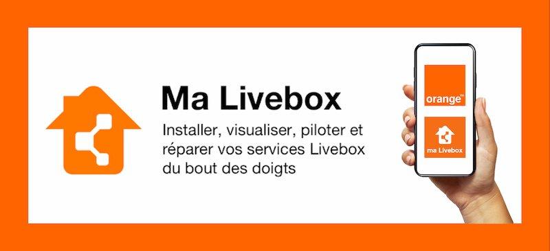 Ma Livebox Orange