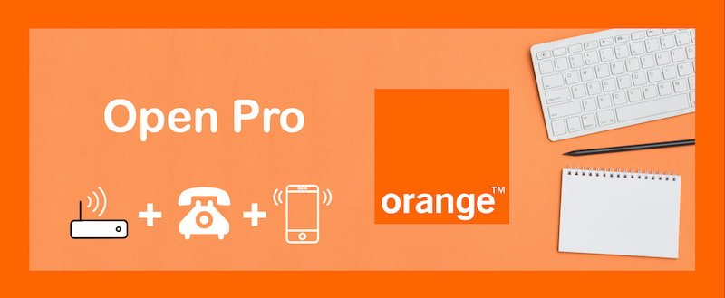 Orange open pro